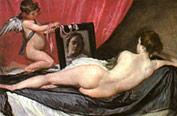 «Reockeby Venus»von Velazquez